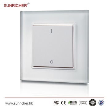 one zone rf single color rf dimmer,DIY installation, View led controller  wifi, Sunricher Product Details from Shenzhen Sunricher Technology Co ,  Ltd