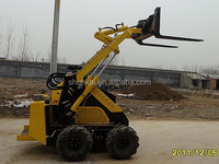 China good quality with CE paper mini skid steer loader