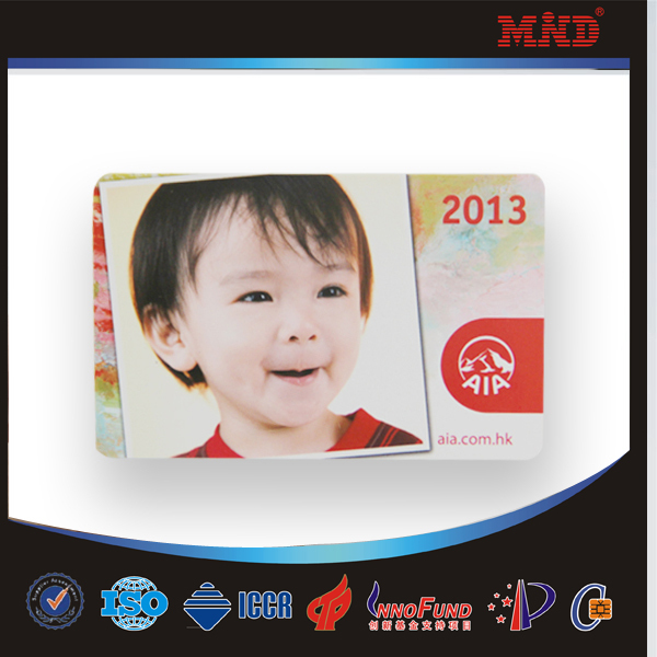 MDC211 Low Costs EM ID 125khz cards/Contactless 13.56mhz smart card maker