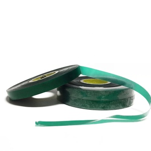 plant tie tape green vegetables tape stretch fabric tape ribbon