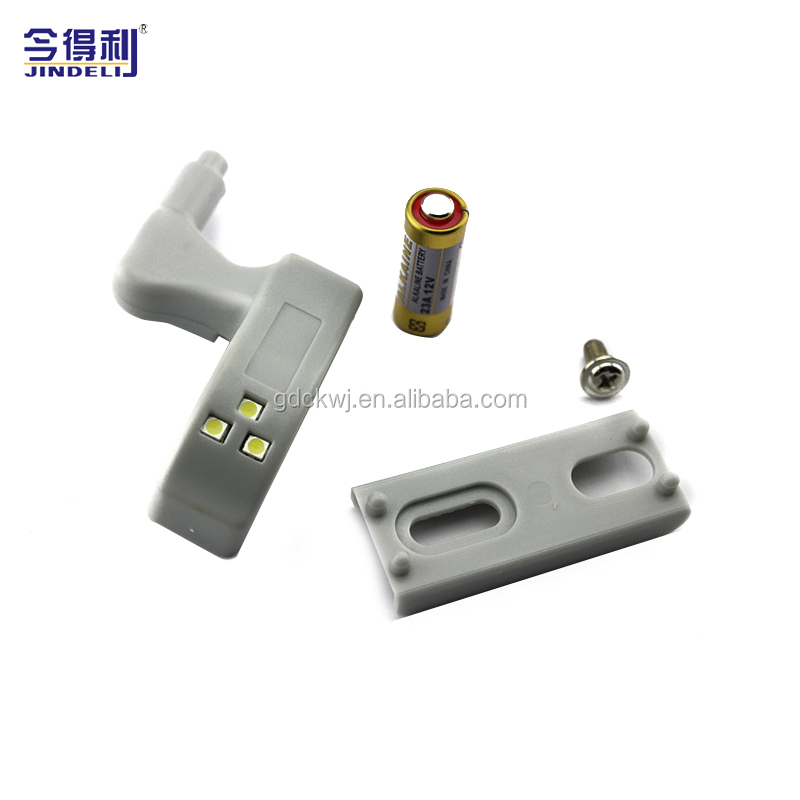 Furniture Hinge Kitchen LED Hydraulic Cabinet Door Plastic  Magnetic Hinges