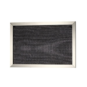 Air condition primary activated carbon washable aluminum filter