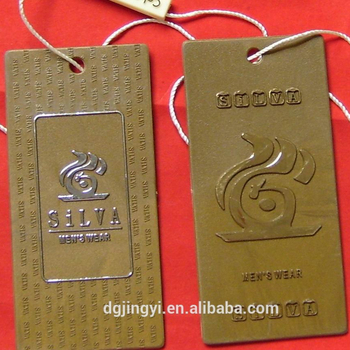 custom garments tags/ paper tags/ jeans hang tags