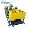 Latest Waste Car Lead Acid Battery Recovery Separating Machinery