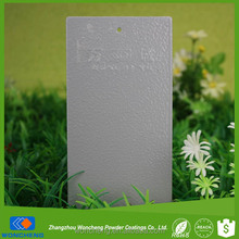 Fluidized Powder Coating For Electrostatic Painting