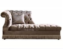 Antique chaise lounge furniture for sale / french wooden chaise lounge
