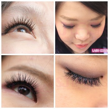 b6f81a53065 Premade Fans 3D Lash Private Label Mink Silk Eyelashes Russian Volume  Extensions