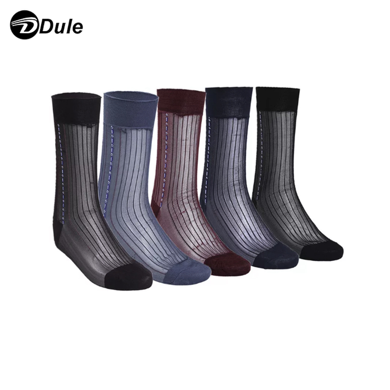 DL-I-1492 men sheer socks mens thin socks mens nylon sheer socks
