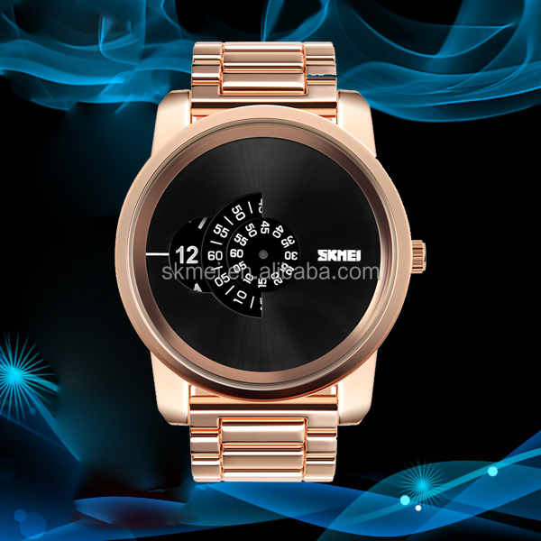 men gold digital big dial wacth man with cheapest indian price