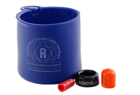 ROHS pvc dipped technics pipe end protections caps