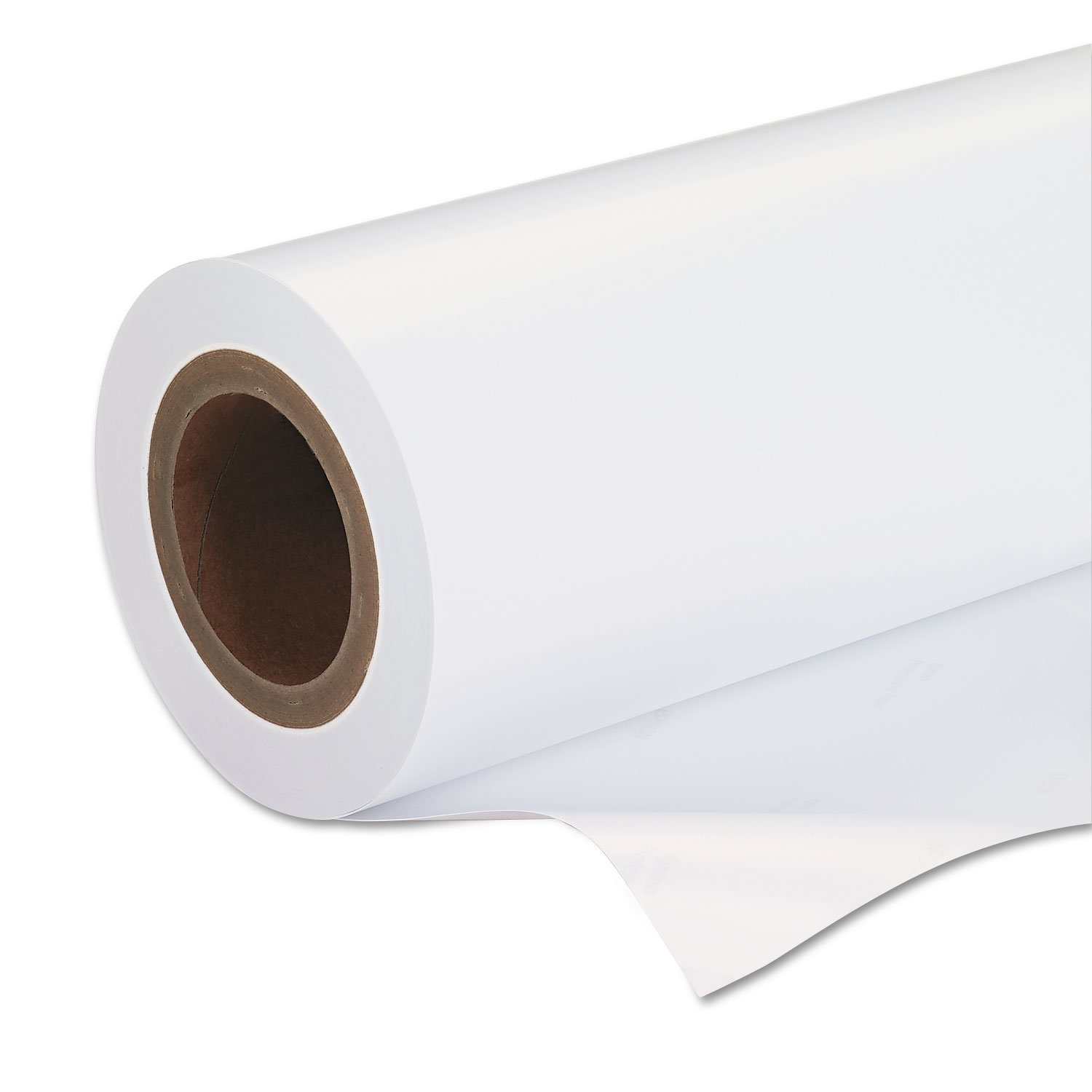 """Exhibition Canvas Art Paper Roll in Gloss Size: 6.5"""" H x 62"""" W x 6.5"""" D"""