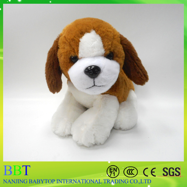 Lifelike Beagle hound toy dog soft plush toy dog stuffed animal toys
