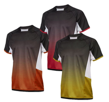 Nieuwe ontwerp cricket team jerseys sport t-shirts cricket