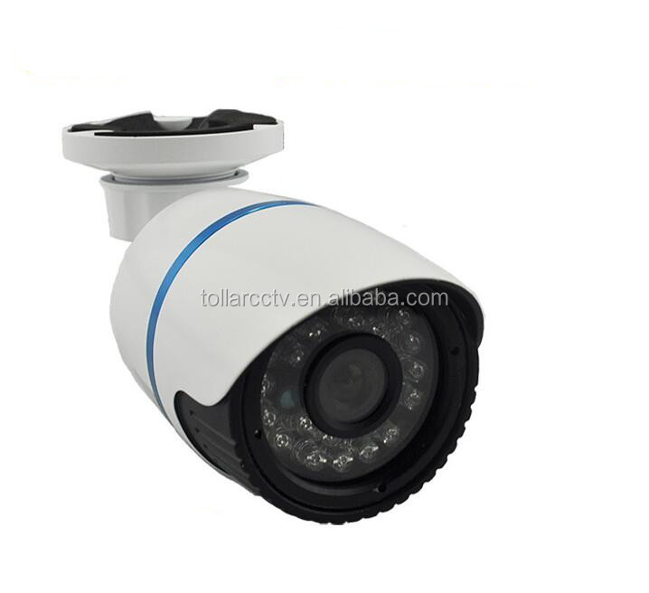 Tollar Waterproof Long IR Distance H.264 IP Camera