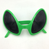 Europe and America fashion Halloween alien glasses
