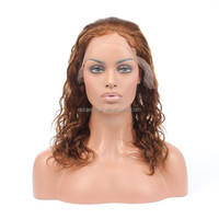 Half manual works cheap wholesale dreadlocks front lace wig brazilian hair lace front wig