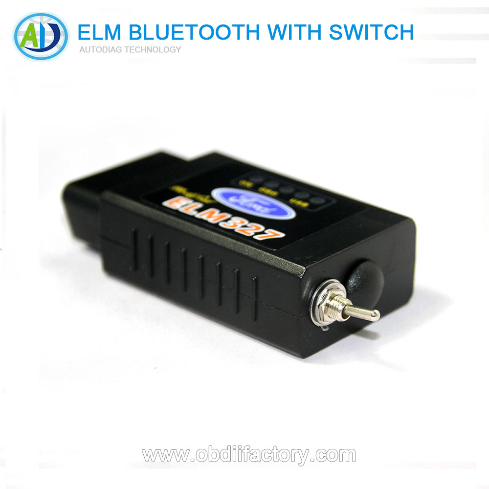 Forscan Switch Elm327 universal obd car diagnostic tool v1.5 Bluetooth Interface Auto OBD2 OBD II Scanner Adapter