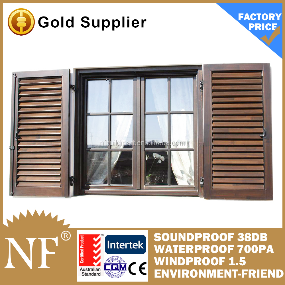 exterior decorative window shutters
