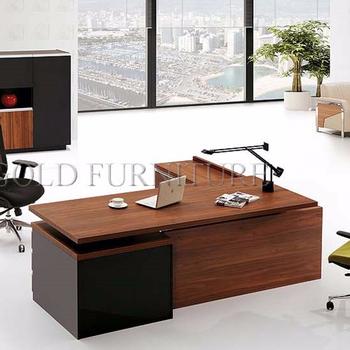 newest collection 991ff 850c5 2016 Top Wood Melamine L Shape Executive Office Desk (sz-od307) - Buy  Melamine Desk,Melamine Office Desk,Melamine Executive Desk Product on ...