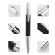Short mini twist mechanism metal ball pen