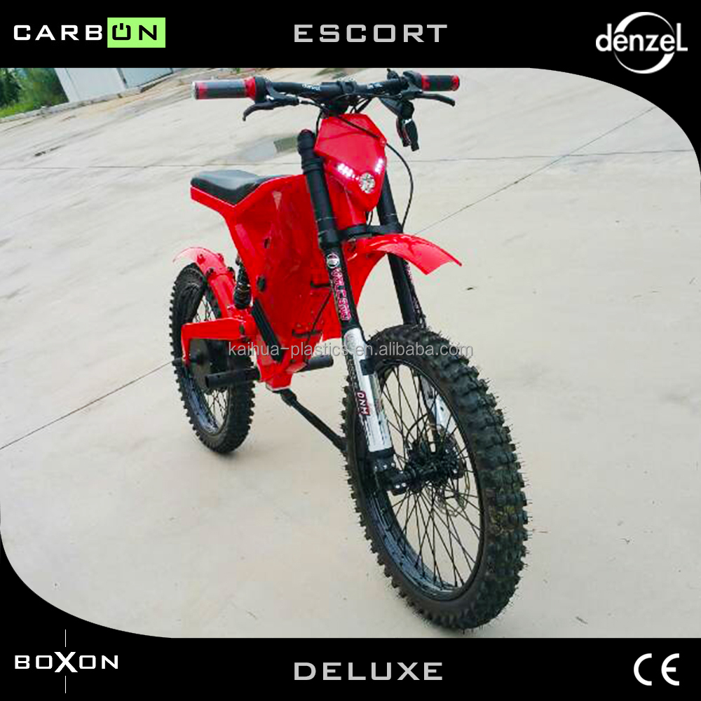 72V 5000W ESCORT electric bike/Electric motor- full carbon version-DELUXE