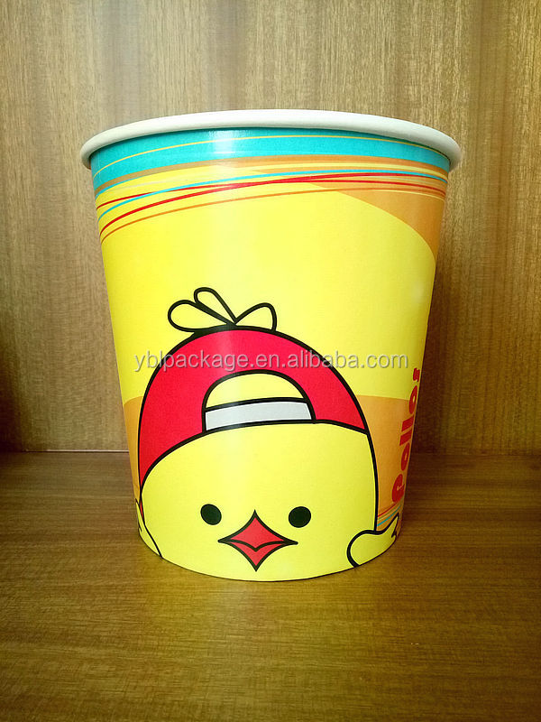 eco-friendly offset printing hot drink paper cup