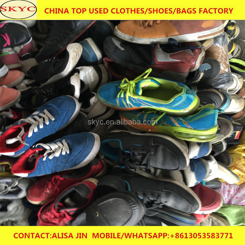 234de62c9b318 Thailand second hand shoes used shoes buyers wholesale original China  warehouse used shoes for sale in Dubai