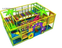Hot Sale Large Size Inclusive Funny Children indoor playgroundr Playground