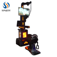 VR Space horse riding Simulator / Virtual Reality Equipment 9d VR game machine