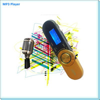 Built-in 2G 4G 8G Sport Mp3 player Real 2GB with clip FM Radio Pen USB Flash Drive Recording MP3 music player