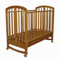 Comfortable and durable New Zealand solid wooden baby furniture