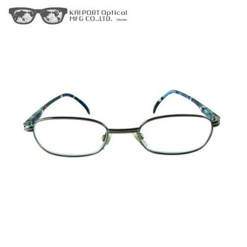 Classic Style Shape And Metal Material Frame Prescription Eyeglasses ...