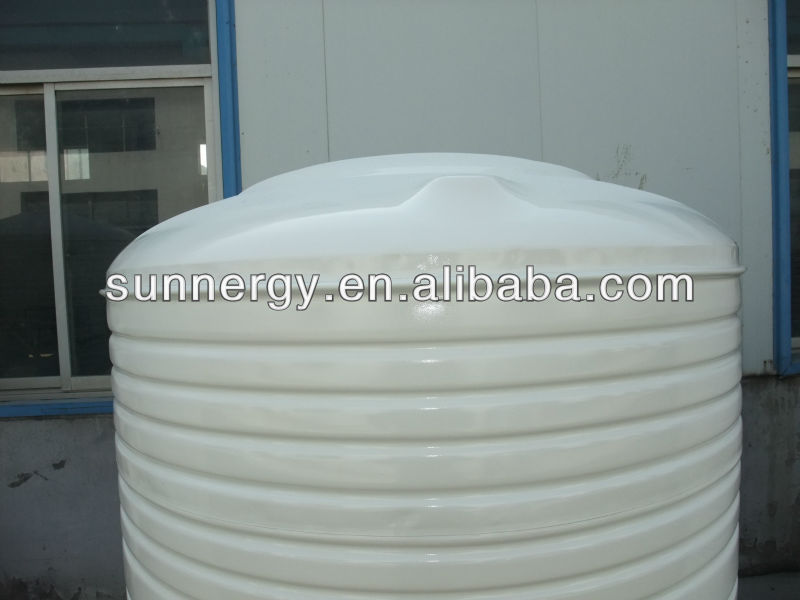 Solar cooling system for water tank
