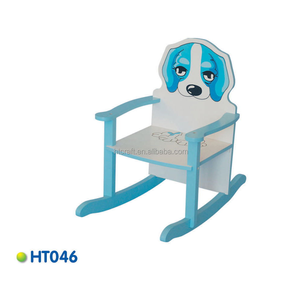 Cool Dogs Wooden Rocking Chair For Kids Buy Wooden Rocking Chair Children Rocking Chair Modern Rocking Chairs Product On Alibaba Com Frankydiablos Diy Chair Ideas Frankydiabloscom