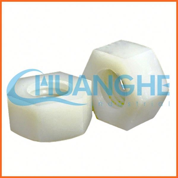 china supplier cnc turning plastic nut caps