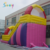 Inflatable rainbow slide, inflatable water slide Sunway Manufacturer