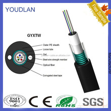 48 Core Outdoor Fiber Optic Cable