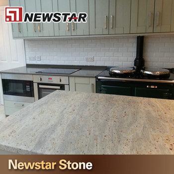 Newstar Ivory Granite Color Precut Kashmir White Granite Countertop - Buy  Precut Kashmir White Granite Countertop,Thin Granite Veneer