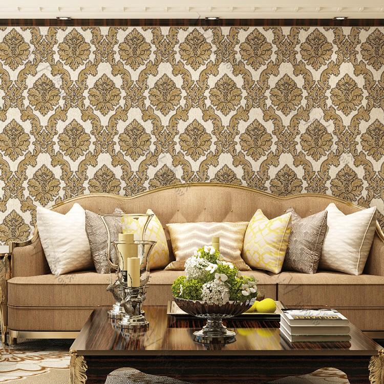 Fantasy Wall Paper For Saloon Home Vinyl Wallpaper Decor Designer ...