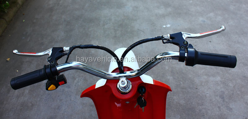 Electric Mini Vespa Motorcycle Scooter 24v 300w