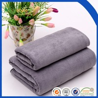 Custom cheap Amazon promotional biodegradable towel car drying towel golf towel