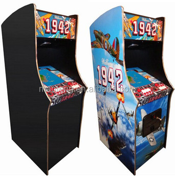 af0beac653e3f Upright Classic 60 In 1 Video Arcade Game With 1942 Graphics - Buy ...