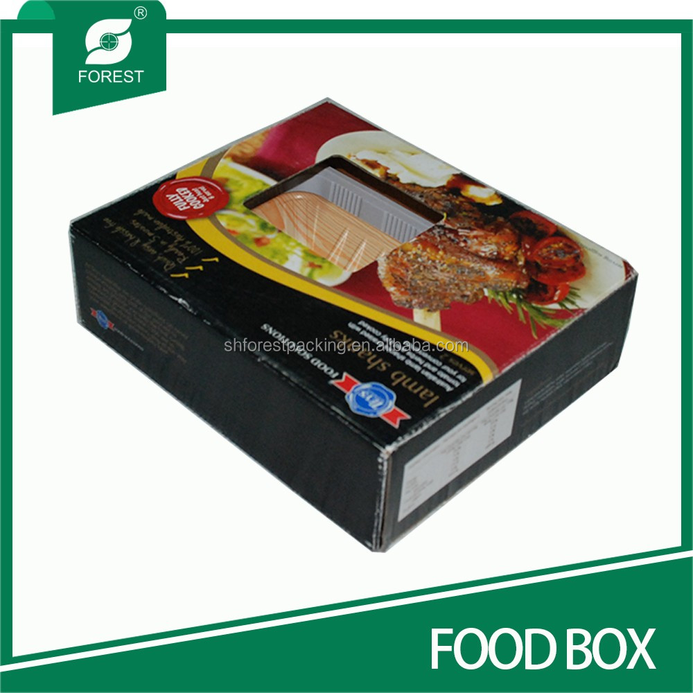 Food Industry Wholesale Disposable Paper Bento Box Fast