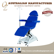Hospital Medical Bed Blood Donation Chair Dripping Chair Pedicure Table