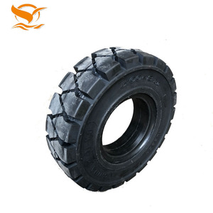10x2.5 250mm solid airless rubber tire for sale
