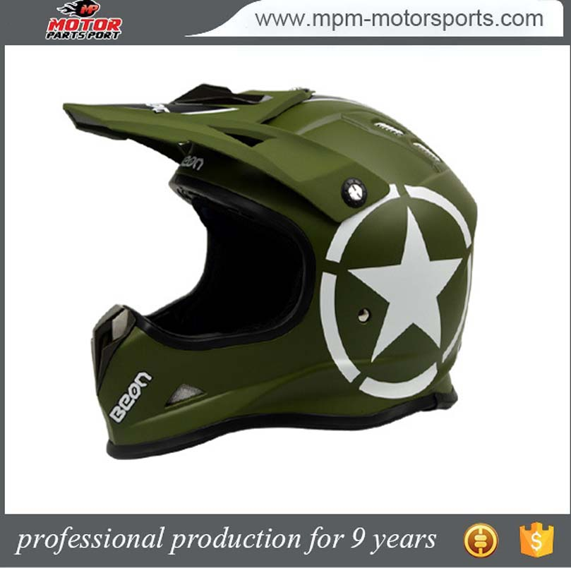 2017New Full Face Motorcycle Helmets with DOT/ECE Standard