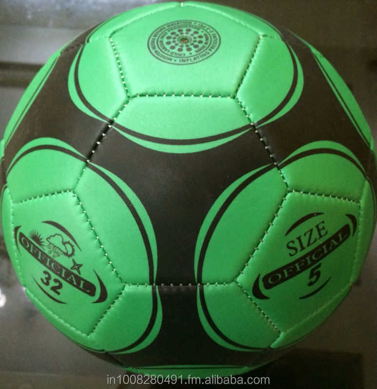 Stock Soccer ball, Low cost Ball for WC 2014 promotions