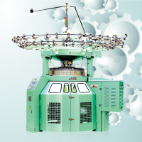 Stable and High Speed Double Jersey Circular Yarn Interlock Knitting Machine
