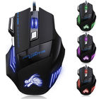 New Fashion optical wired Mouse 5500 DPI Optical Gaming computer USB mouse