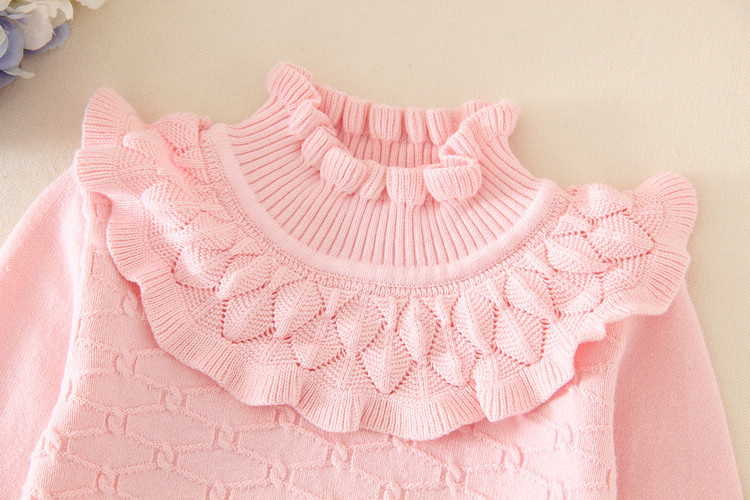new style boy and girls knit sweater handmade baby sweater design
